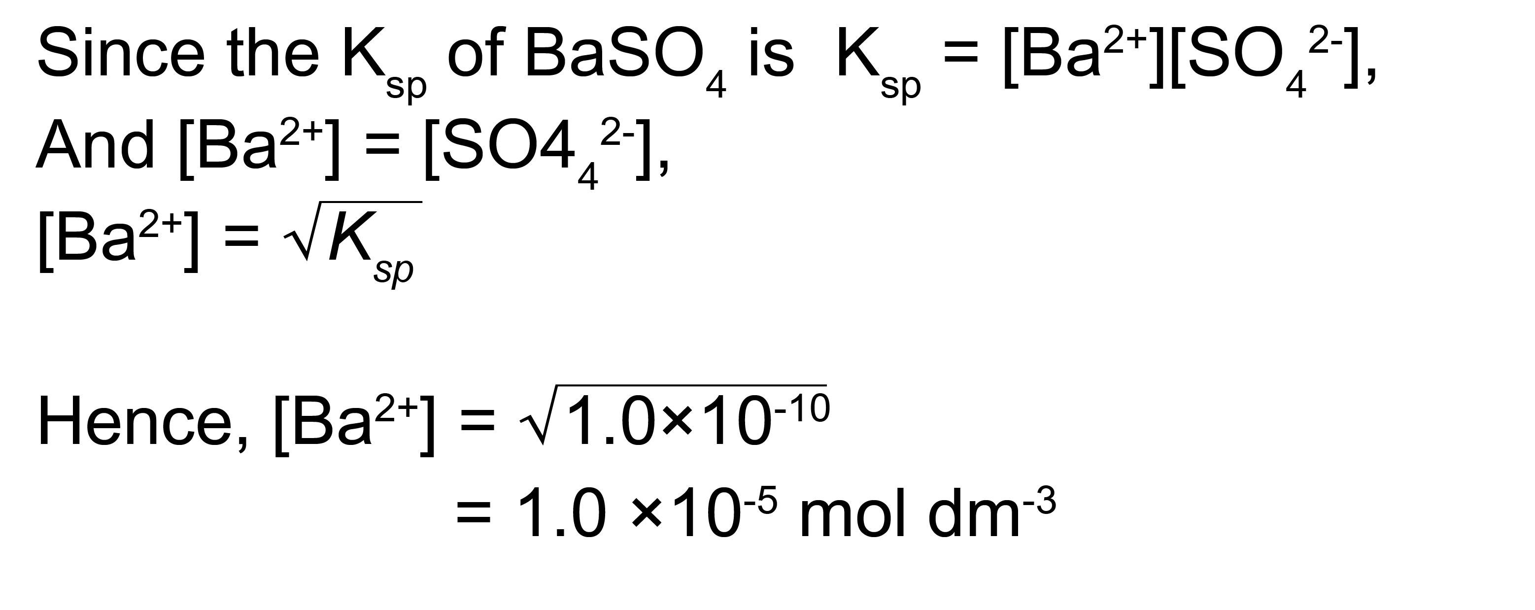 19 Solubility Product (1)
